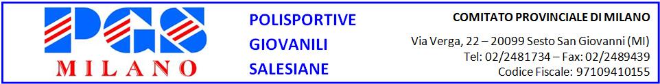 PGS Polisportive Giovanili Salesiane