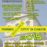 TORNEO GIOVANILE 2015