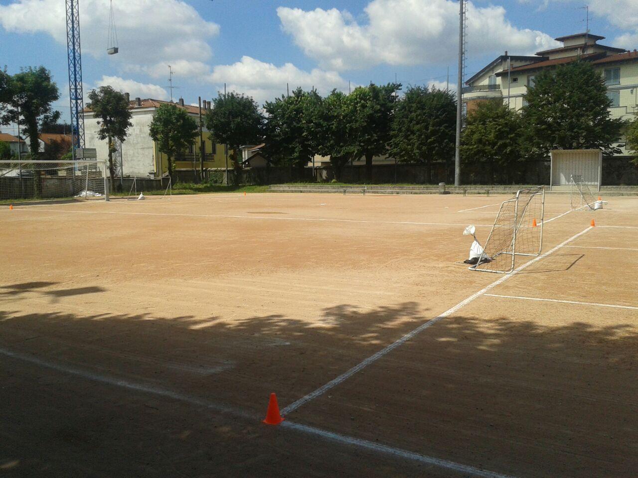 Agora mini cup 2015 – campi di calcio