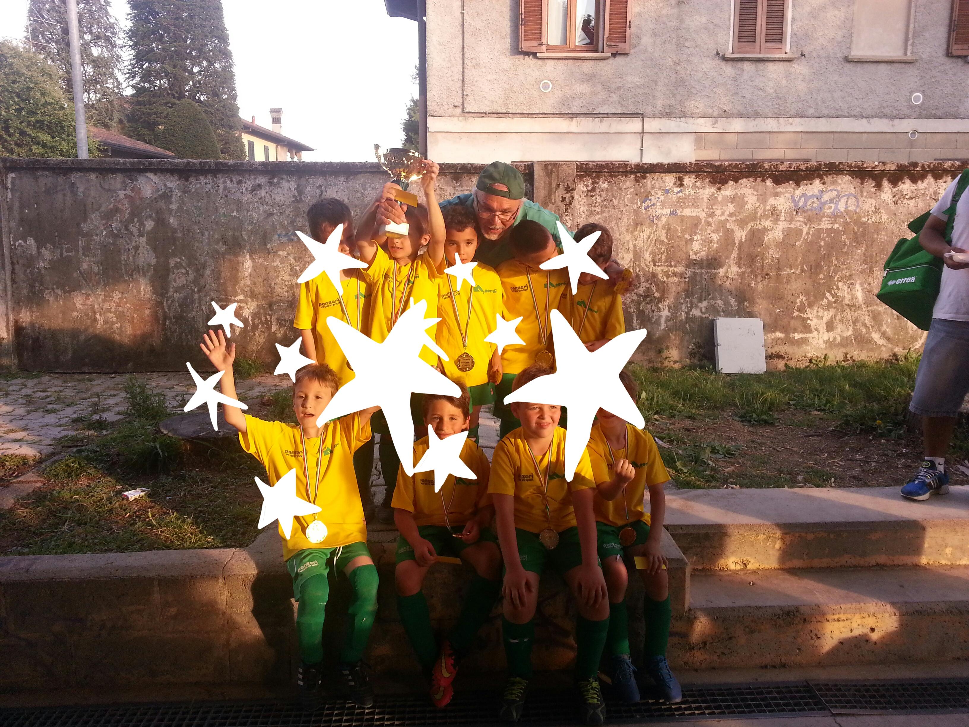 torneo Agorà 2015 – minicalcio