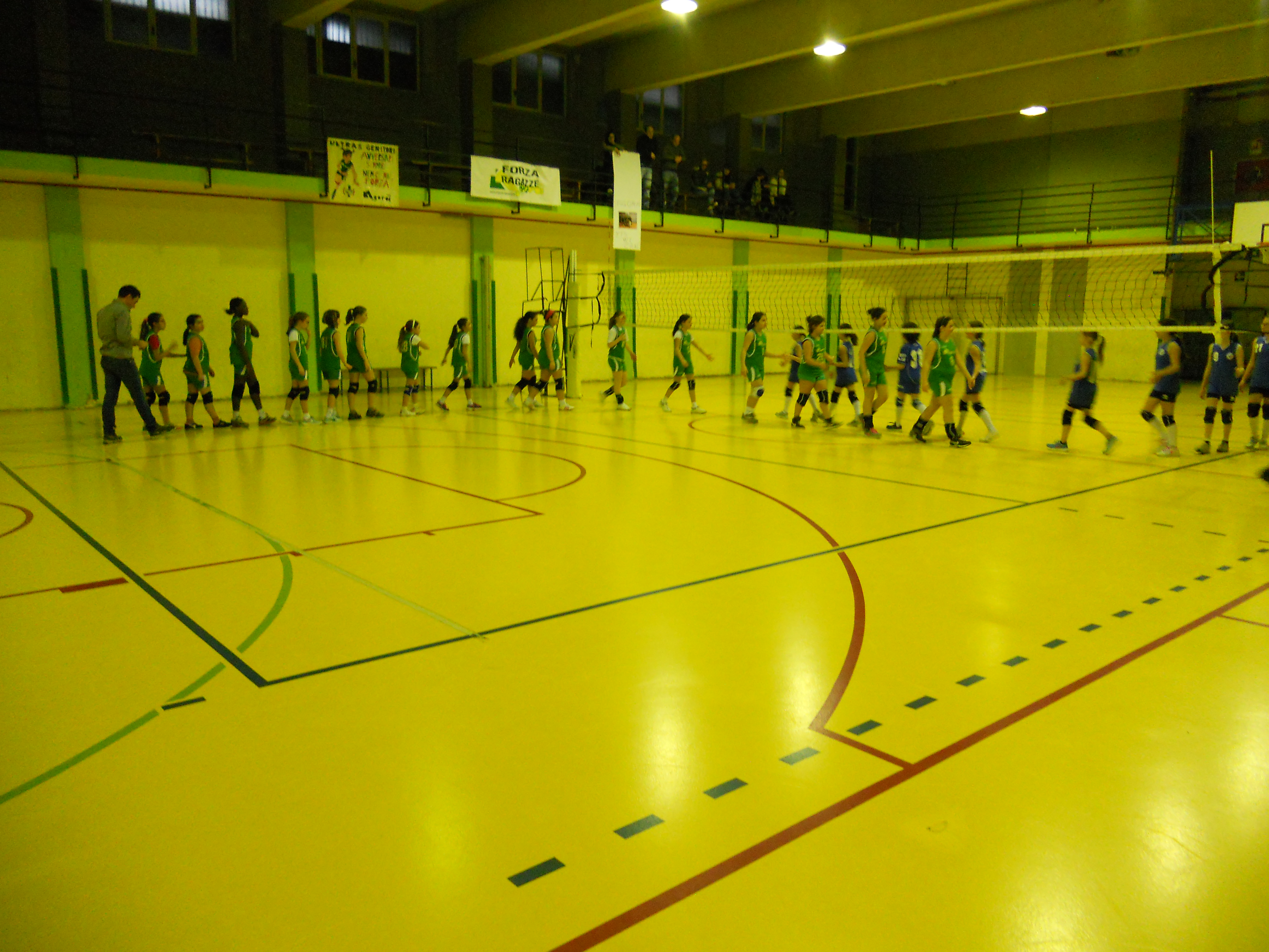 Volley ASDO Agorà prima fascia